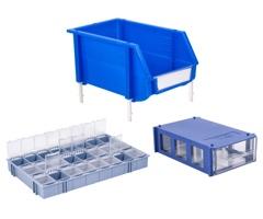 Ящики для хранения запчастей и микросхем