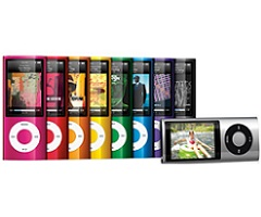 Запчасти для iPod Nano 5
