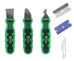 Ножи, лопатки, лезвия