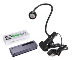 UV лампа / LED-лампа для микроскопа / iSee