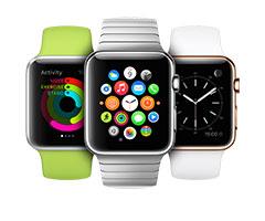 Запчасти для Apple Watch